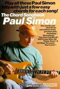Paul Simon: The Chord Songbook
