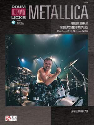 Gregory Beyer: Metallica - Drum Legendary Licks