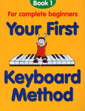 M. Thompson: Your First Keyboard Method 1