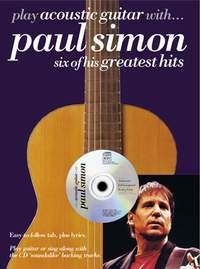 P. Simon: Play Acoustic Guitar With : Paul Simon