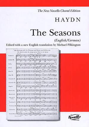 Franz Joseph Haydn: The Seasons (New Edition)
