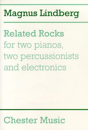 Magnus Lindberg: Related Rocks