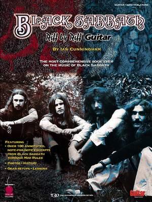 Ian Cunningham: Black Sabbath - Riff by Riff