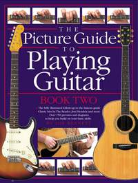 T. Bennett: Picture Guide To Playing Guitar
