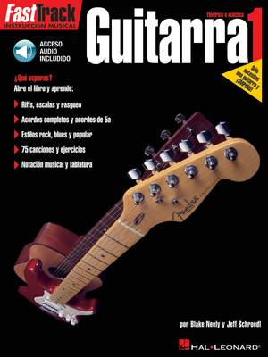 FastTrack - Guitarra 1 (ESP)