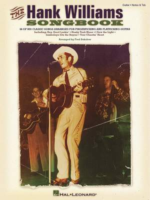 The Hank Williams Songbook Product Image