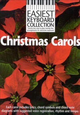 Easiest Keyboard Collection: Christmas Carols