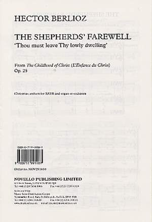 Hector Berlioz: The Shepherds' Farewell