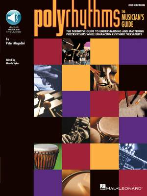 Polyrhythms: The Musician's Guide Product Image