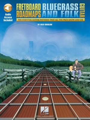 Fretboard Roadmaps Bluegrass And Folk Guitar