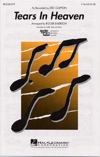 Eric Clapton_Will Jennings: Tears In Heaven (2-Part/Piano)