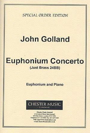 John Golland: Concert Euphonium