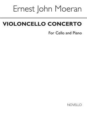 E.J Morean: Cello Concerto