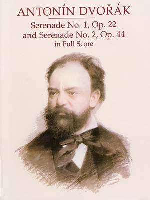 Antonin Dvorák: Serenade N. 1, Op. 22 And Serenade N. 2, Op. 44