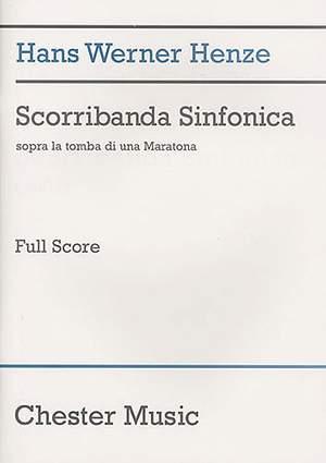 Hans Werner Henze: Scorribanda Sinfonica