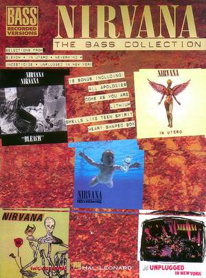 Nirvana - The Bass Guitar Collection
