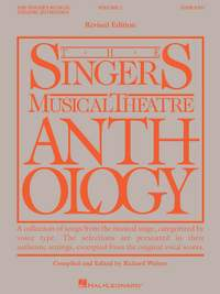 The Singer's Musical Theatre Anthology - Volume One (Soprano)