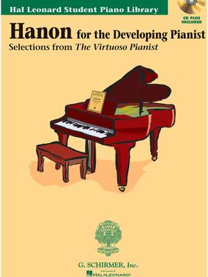 Charles-Louis Hanon: Hanon for the Developing Pianist