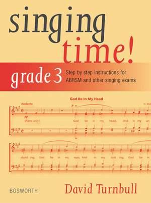 David Turnbull: Singing Time! Grade 3