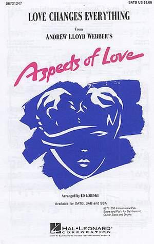 Andrew Lloyd Webber: Love changes everything