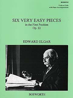 Edward Elgar: Six Very Easy Pieces Op.22