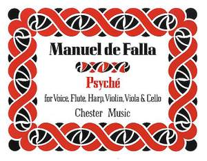 Manuel de Falla: Psyche