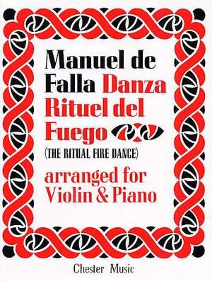 Manuel de Falla: Ritual Fire Dance From El Amor Brujo