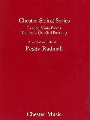 Chester String Series Viola Book 2