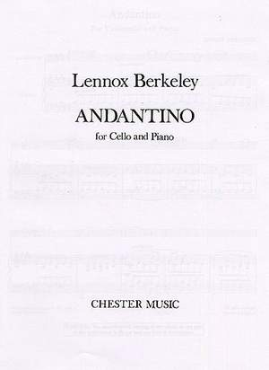 Lennox Berkeley: Andantino Op.21 No.2a