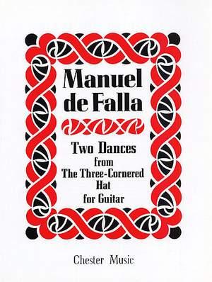 Manuel de Falla: Two Dances from the Three-Cornered Hat