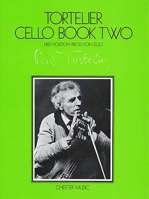 Paul Tortelier: Cello Book 2 Cello and Piano.