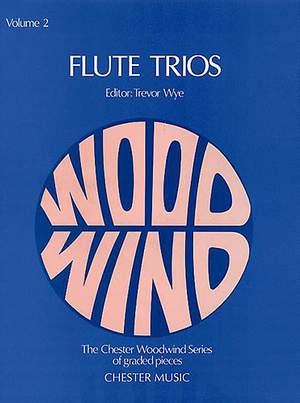 Trevor Wye: Flute Trios 2