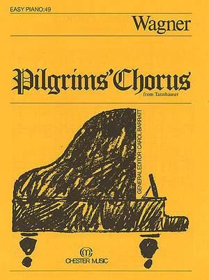 Richard Wagner: Pilgrims' Chorus (Easy Piano No.49)