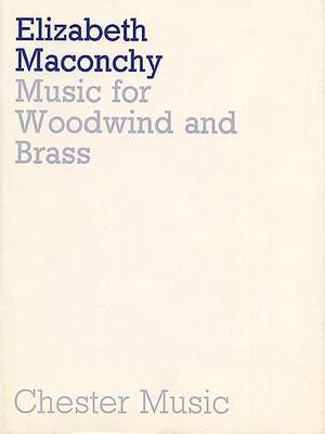 Elizabeth Maconchy: Maconchy Music For Woodwind And Brass (1965) F/s