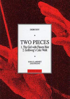 Claude Debussy: Two Pieces For Clarinet And Piano