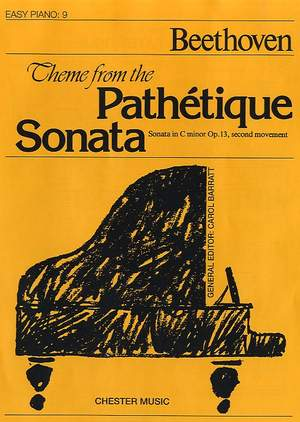 Ludwig van Beethoven: Theme from the Pathetique Sonata (Easy Piano No.9)