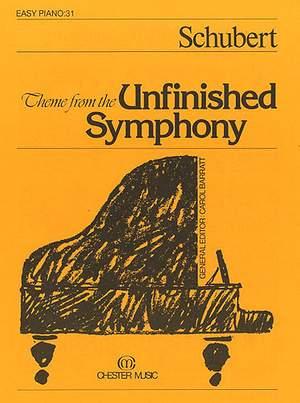 Franz Schubert: Unfinished Symphony Theme