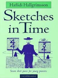 Haflidi Hallgrímsson: Sketches In Time
