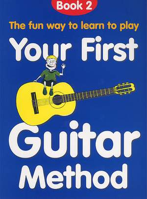 Your First Guitar Method