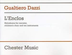 Gualtiero Dazzi: L'Enclos