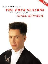 Antonio Vivaldi_Nigel Kennedy: Movements From The Four Seasons (Piano)