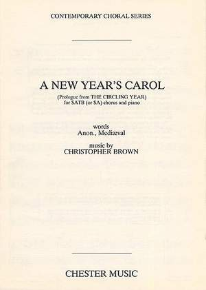 Christopher Brown: A New Year's Carol