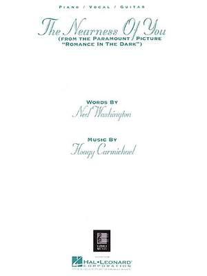 Hoagy Carmichael: The Nearness Of You (Romance In The Dark)