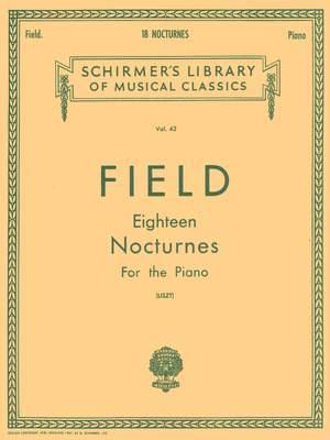 John Field: 18 Nocturnes