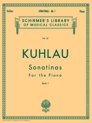 Friedrich Kuhlau: Sonatinas - Book 1