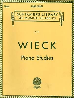 Friedrich Wieck: Studies