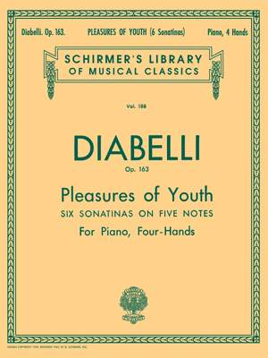 Anton Diabelli: Pleasures of Youth