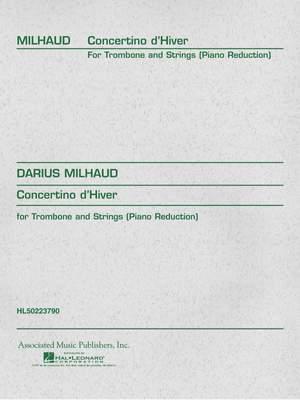 Darius Milhaud: Concertino D'Hiver