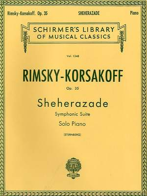 Nikolai Rimsky-Korsakov: Sheherazade, Op. 35