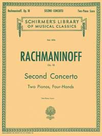 Sergei Rachmaninov: Piano Concerto No.2 In C Minor Op.18